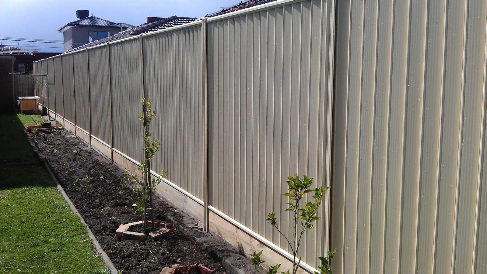 Colorbond Fencing Smarter Fencing Sydney