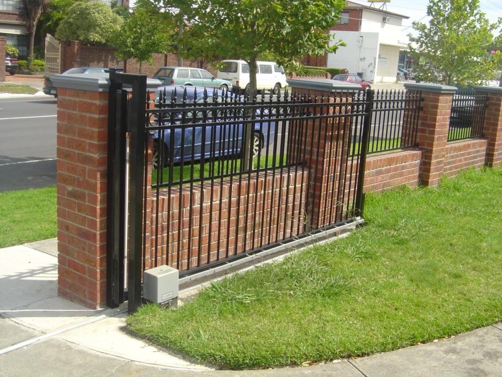 Automatic Gate Automatic Driveway Gate Cost